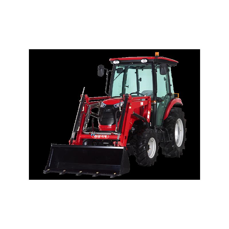 Traktor TYM T495 / T575