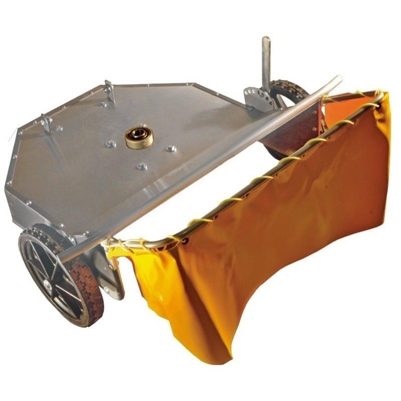 Bubnový sekací nástavec s celoplošným podbehom SUNI2