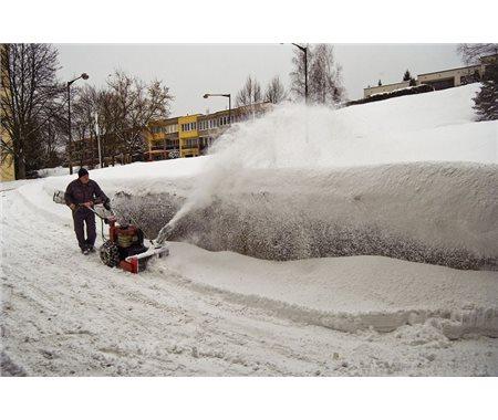 Snehová fréza SF70