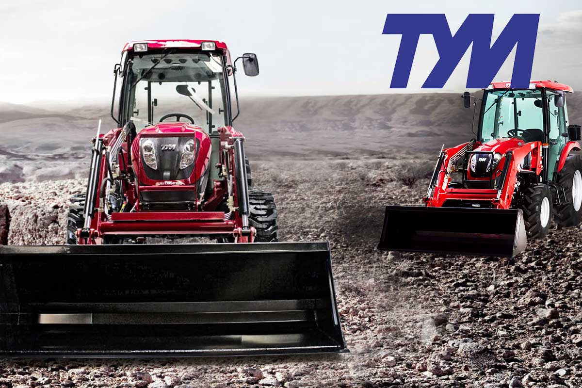 Traktory TYM